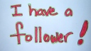 you can follow me too!