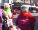 Victoria raging grannies on the street video