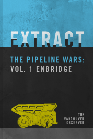 Extract the pipeline wars