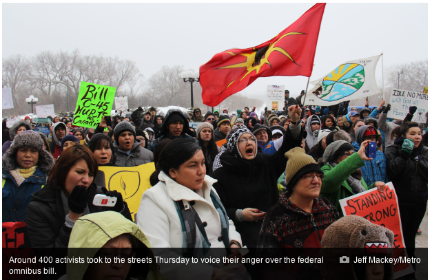 idle no more blog