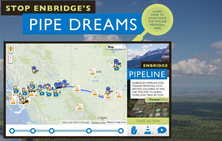 enbridge pipe dreams.org