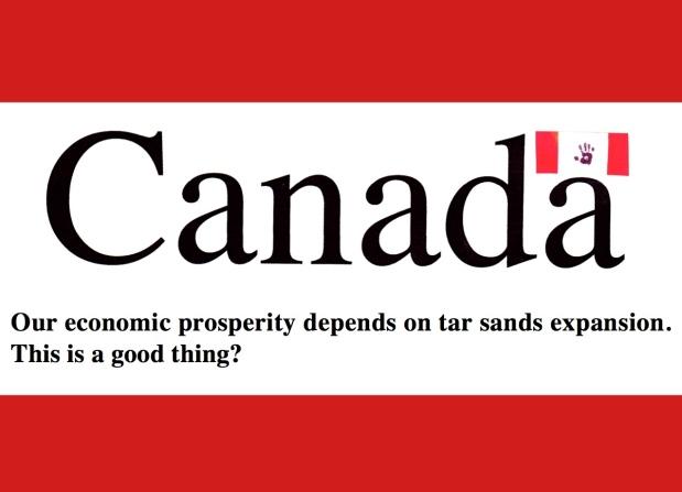 Canada tar sands